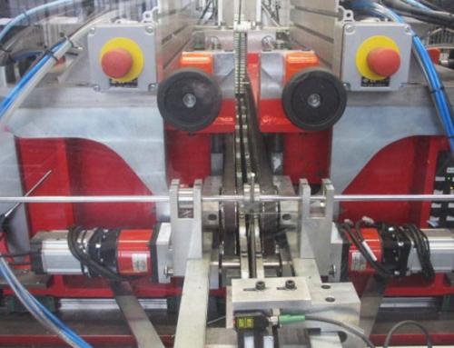 Macchina levigatrice per estremità tubo